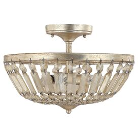 Fifth Avenue Semi-Flush Mount