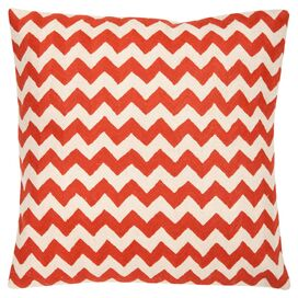 Felicity Pillow in Orange