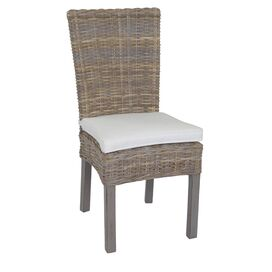 Ruti Wicker Side Chair