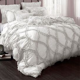 3-Piece Riviera Queen Comforter Set