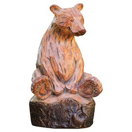 Friendly Bear Indoor/Outdoor Statuette