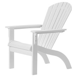 Telescope Casual Ogunquit  Adirondack Chair in White