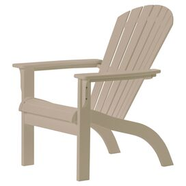 Telescope Casual Ogunquit Adirondack Chair in Desert