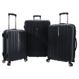 3-Piece Tasmania Spinner Luggage Set