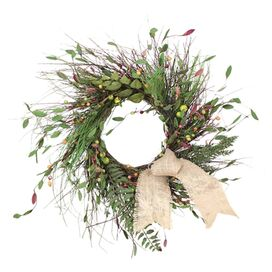 Faux Terra Firma Wreath