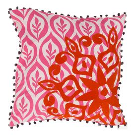 Julissa Pillow in Jet Stream