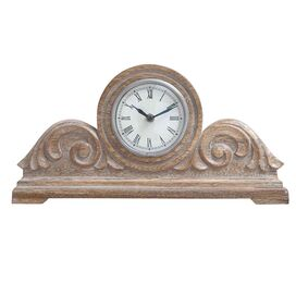 Tempest Table Clock