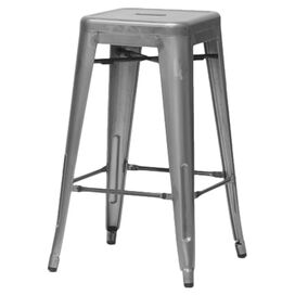 Dana Barstool in Gun Metal