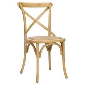 Remy Side Chair in Oak