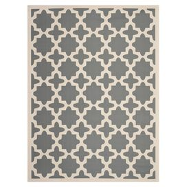 Marielle Indoor/Outdoor Rug in Anthracite