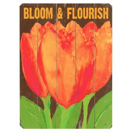 Bloom & Flourish Wall Decor