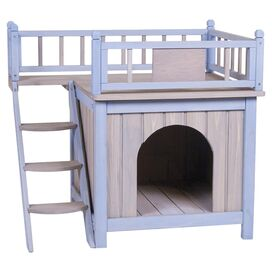 King's Castle Indoor/Outdoor Pet House