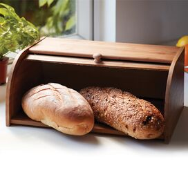 Georgia Bamboo Bread Box