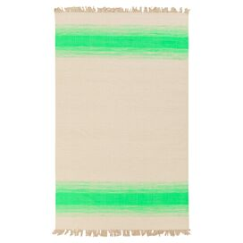 Stephanie Rug in Green