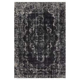 Azeri Rug in Black