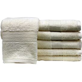 Hermosa Hand Towel in Ivory