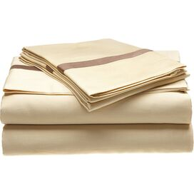 Marcie Sheet Set in Honey