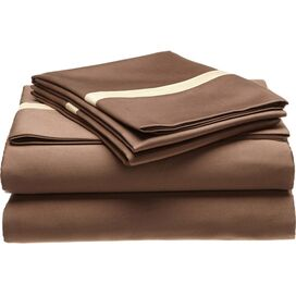 Marcie Sheet Set in Mocha