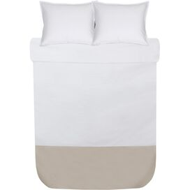 3-Piece Marcia Duvet Set in Khaki
