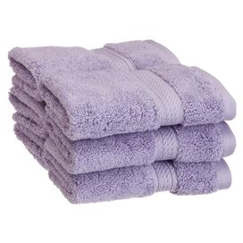 Seneca Washcloth in Purple