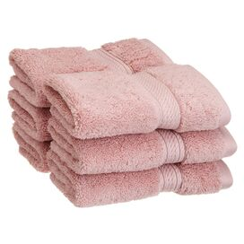 Seneca Washcloth in Tea Rose