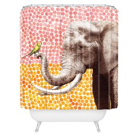 New Friends 2 Shower Curtain