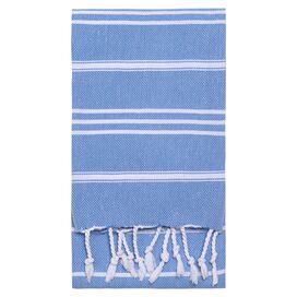 Marcella Fouta Towel in Blue
