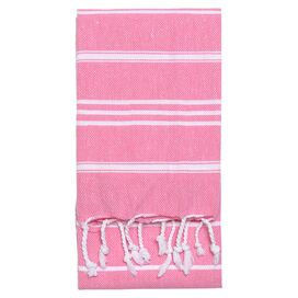 Marcella Fouta Towel in Pink