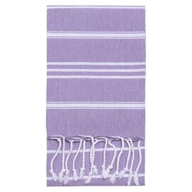 Marcella Fouta Towel in Lavender