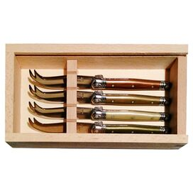 5-Piece Danielle Cheese Knife Set