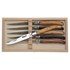 7-Piece Holly Boxed Knife Set