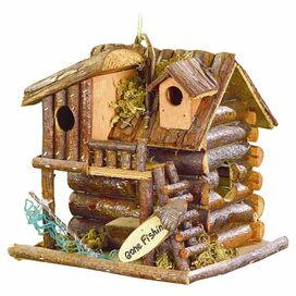 Lakeside Birdhouse