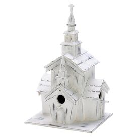 Steeple Birdhouse