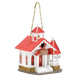 Chapel Birdhouse