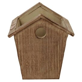 Birdhouse Planter