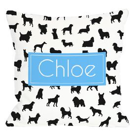 Personalized Chloe Pillow