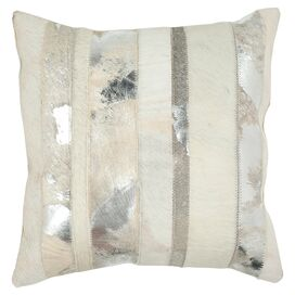 Peyton Cowhide Pillow