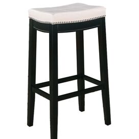 Allure Barstool in White