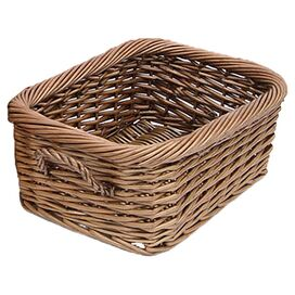 "Alanna 17"" Willow Basket"