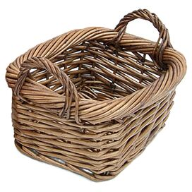 "Alanna 11"" Willow Basket"
