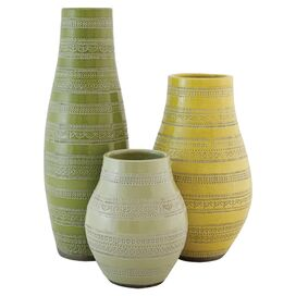3-Piece Bellini Vase Set