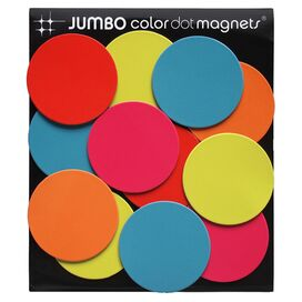 Color Dot Magnet (Set of 12)