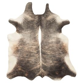 "Savannah 4'6"" x 6'6"" Cowhide Rug"