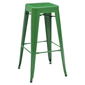 Amelia Barstool in Green