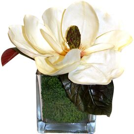 Faux Magnolia Arrangement II