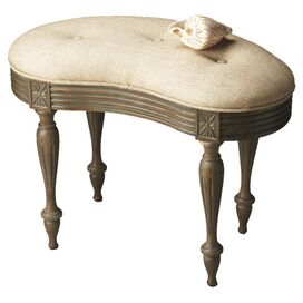 Heirloom Vanity Stool