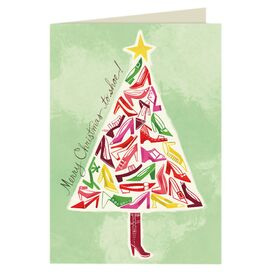 Box of Trendy Tree Holiday Cards