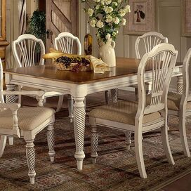 Wilshire Square Dining Table