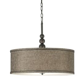 Clark Pendant in Oil-Rubbed Bronze