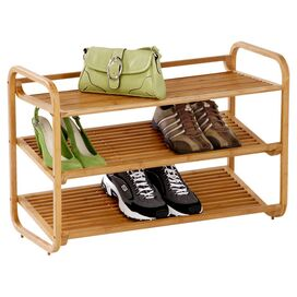 Deluxe Shoe Shelf